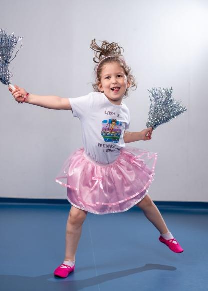 Gimnastičarka dečije majice, sportanac, gimnastika, izaberi sport, dečiji sport, sportić