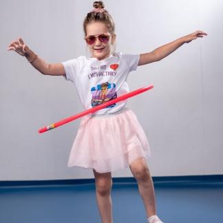 Gimnastičarka dečije majice, sve o sportu i gimnastici na jednom mestu.