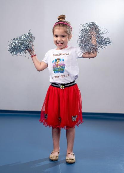 Majice za devojčice gimnastika, izaberite kvalitetne majice za vaše mališane
