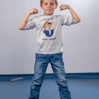 Karate majice za dečake, dečije majice sportanac.