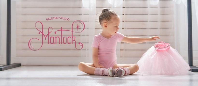 Balet za decu, baletski studio Mantock Novi Sad